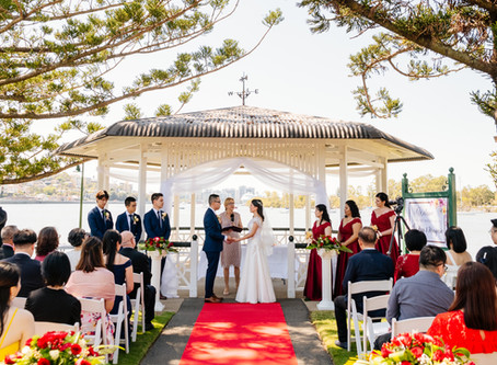 Park Weddings - the Do's and the Don'ts