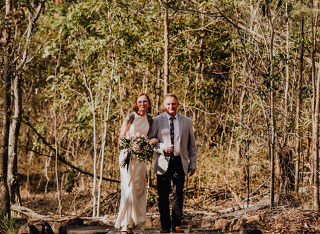 Bush Setting for your Wedding