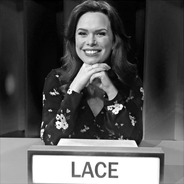 Lace Larrabee on Punchline on FOX