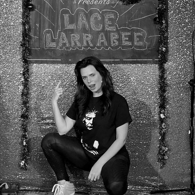 Lace Larrabee at Starbar in Atlanta