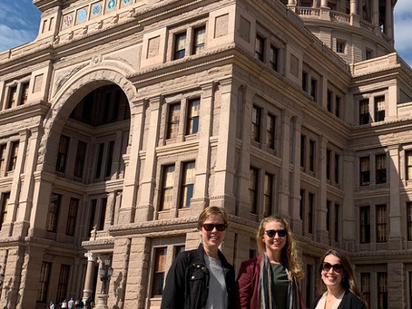 Why what happens in Austin won't stay in Austin | Jill Boullion, PCED BLC Executive Director