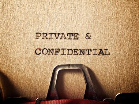 Every Business Has Secrets