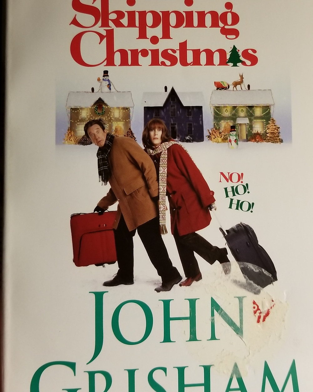 Cover of the book Skipping Christmas by John Grisham