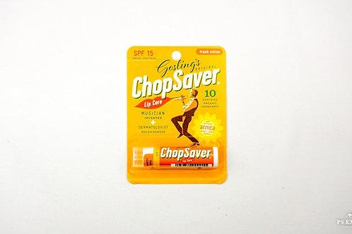 Chop-Saver Gold, Lip Balm w/ Sunblock