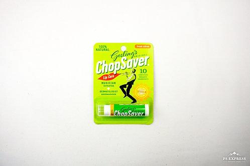 Chop-Saver, Lip Balm