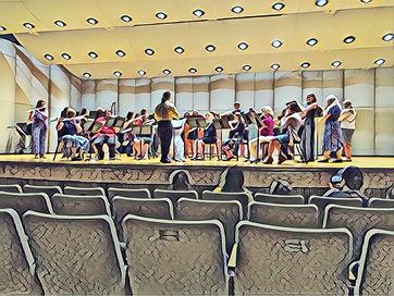 OFA 25th Anniversary Flute Choir