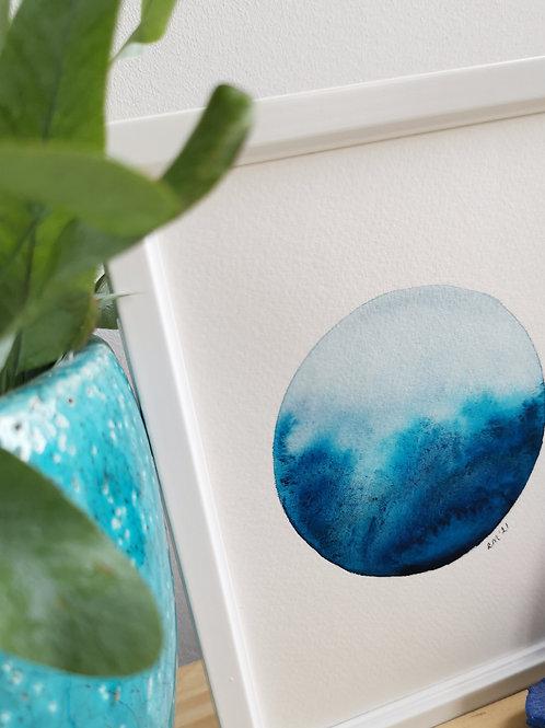 Deep Oceans - Original Painting
