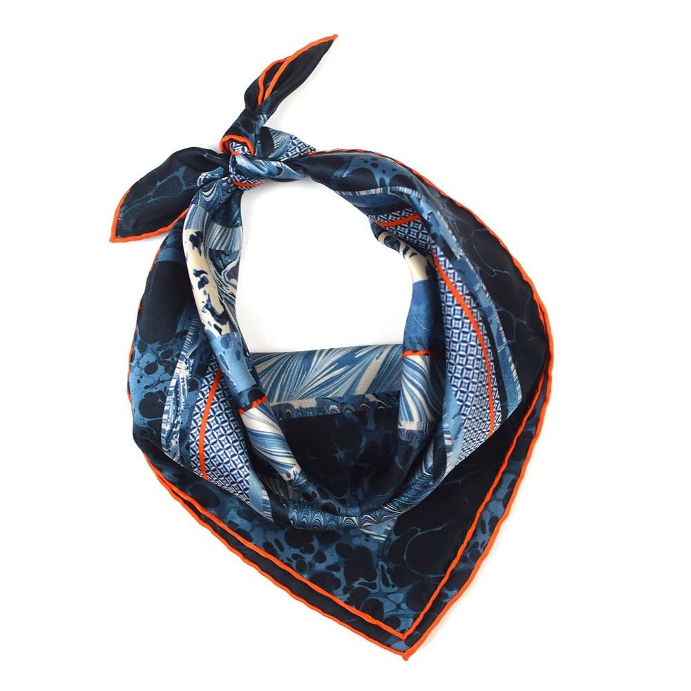 Laslett England Silk Neckerchief.
