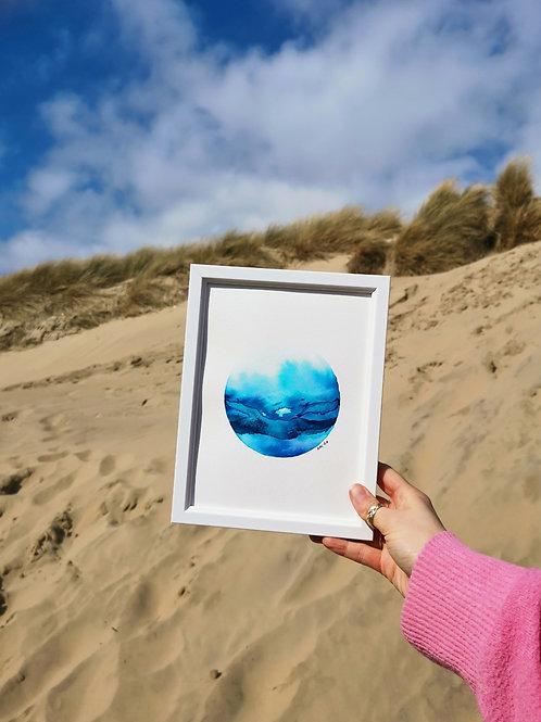 Tranquil Sea's - Vitamin Sea Print