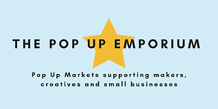 The Pop Up Emporium. Pop Up Markets supporting makers, creatives and small businesses.