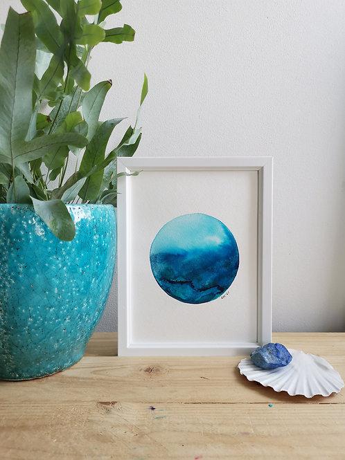 Deep Sea - Original Painting