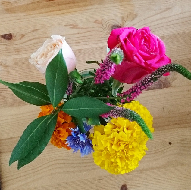 Flowers © Rachel Mammone Paints