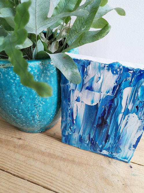 Small Surf - Acrylic Seascape Original Painting