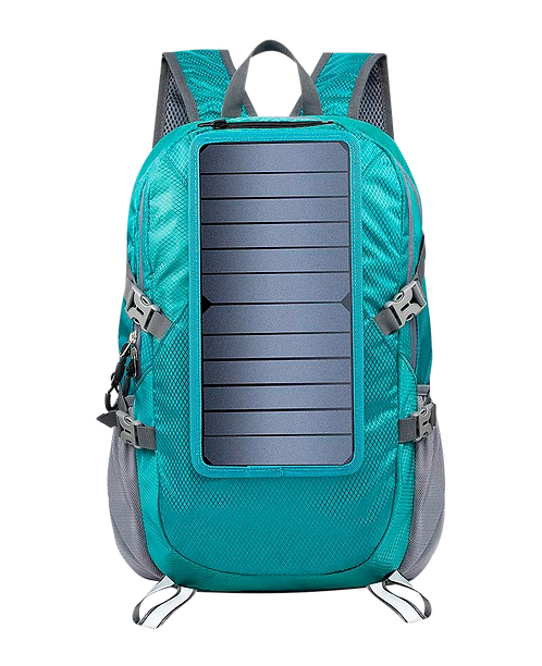 Mochila Solar PV LIght ECE-816 de 6.5W - Lightweight Foldable