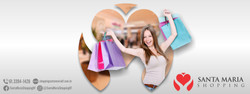 Banner - Santa Maria Shopping - 02