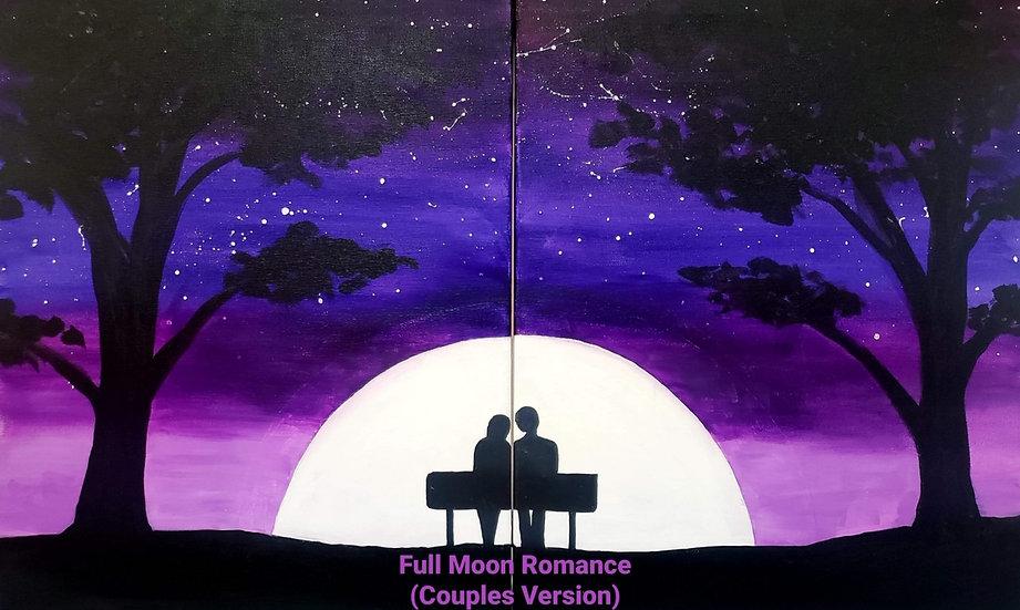 Full Moon Romance x2