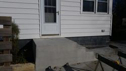 Stoop Handrails