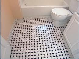 Bathroom Ceramic Floor Installed