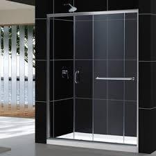 Shower Door Installed from Carton