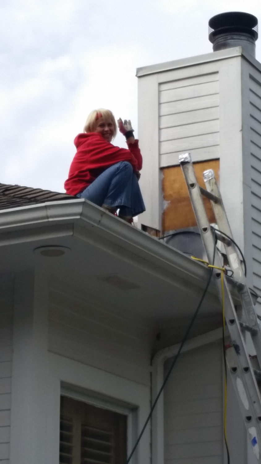 Handy Girl Siding Repairs