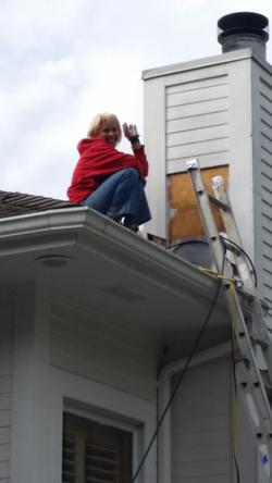 Handy Girl Siding Repairs