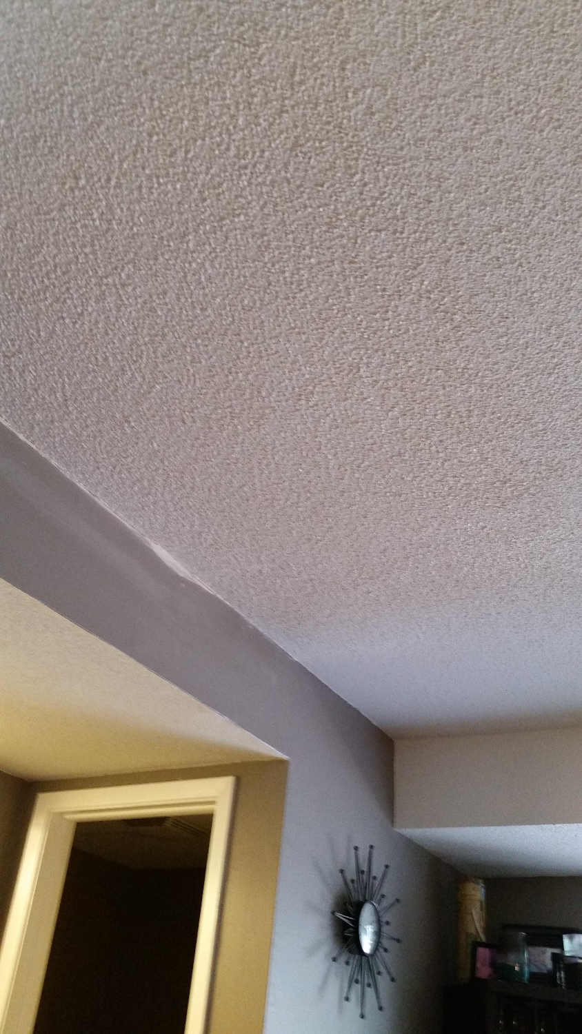 Ceiling Patch Textured