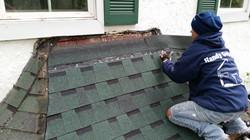 Handy Girl Severe Roof Leak Repair