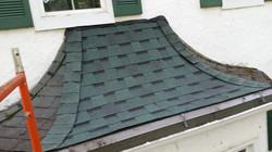 Severe Roof Leak Repair