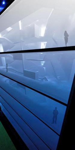 stairwell rendering
