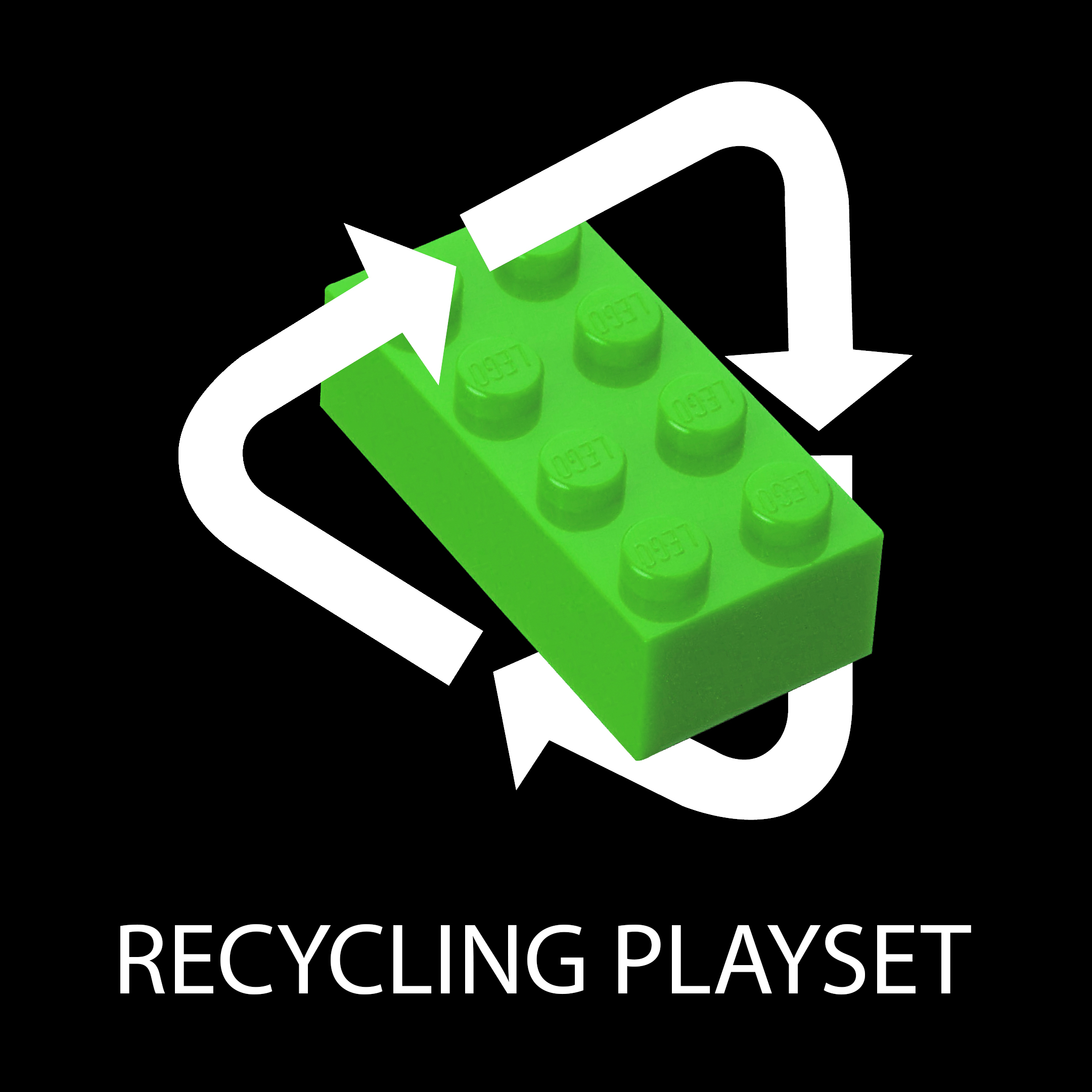 recycling playset
