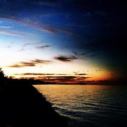 07-27-2015 - Lake Michigan Sunset