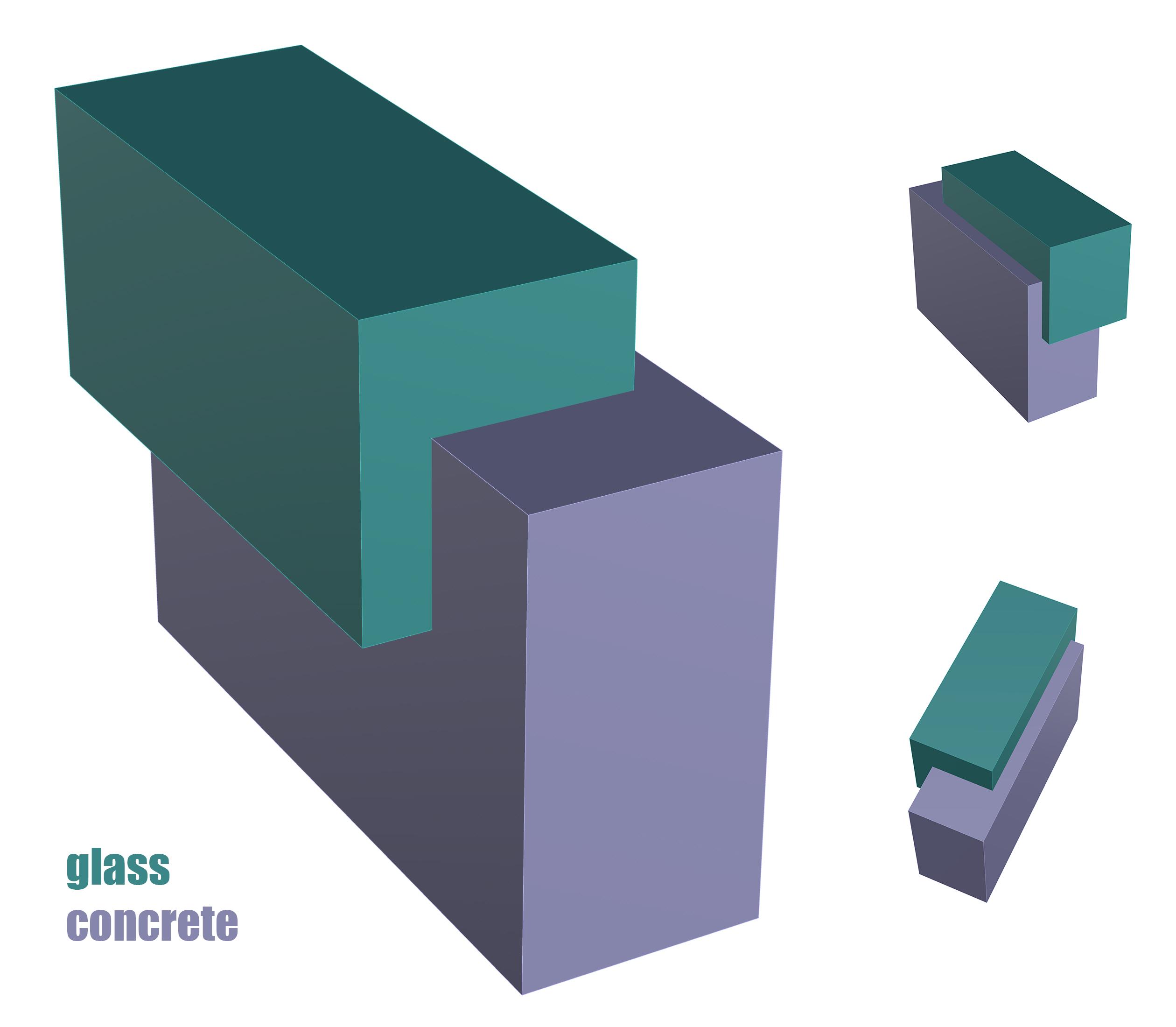 conceptual massing