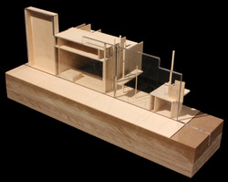 conceptual sectional model