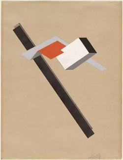 el lissitzky - proun gk