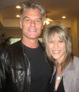 w/Harry Hamlin Women Who Write 1/11