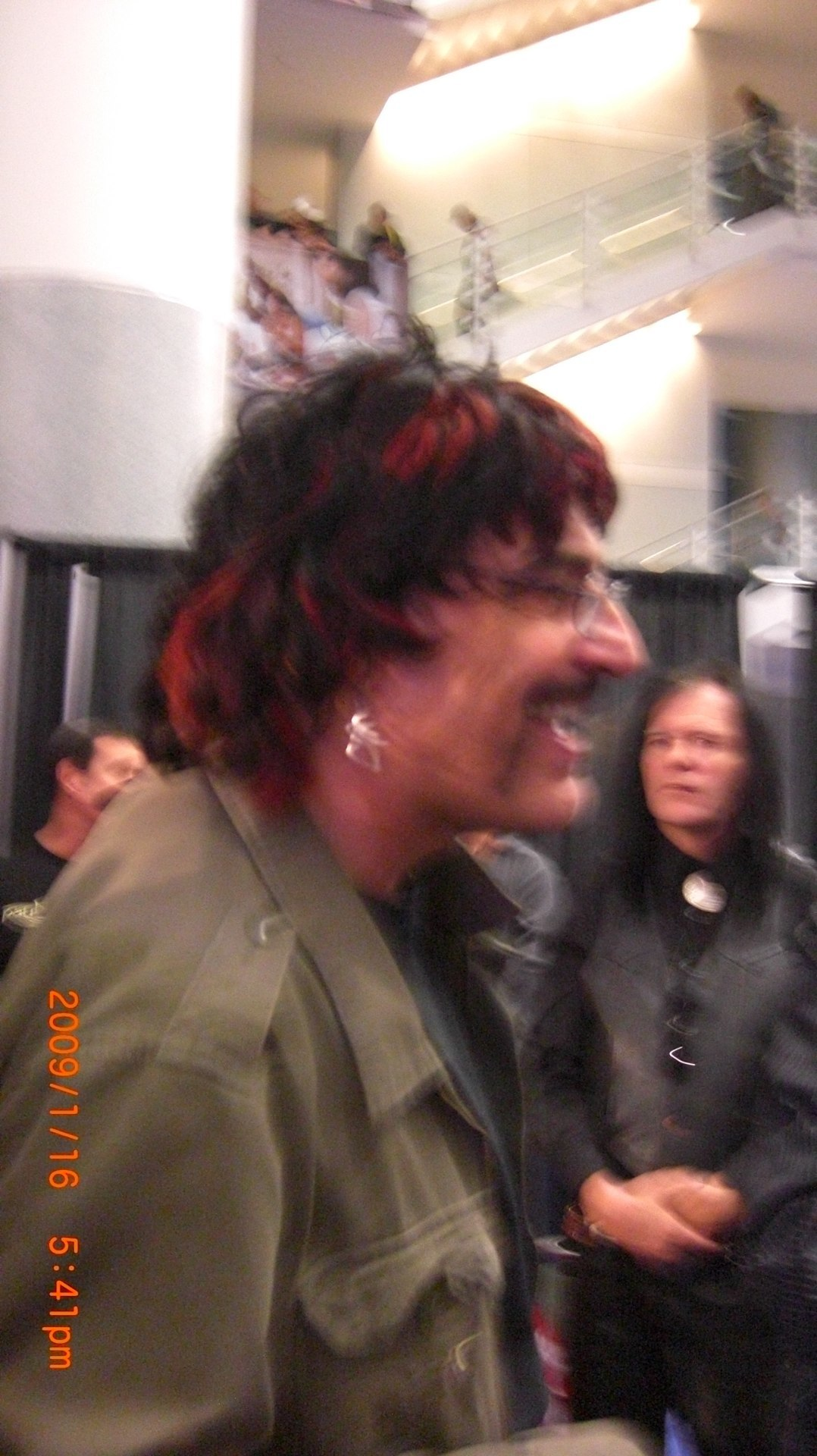 Carmine Appice  Green Room