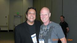 Ray Montez/Chris Slade (AC DC)  Ray