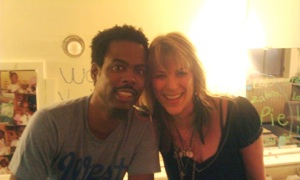 W/Chris Rock 7/11