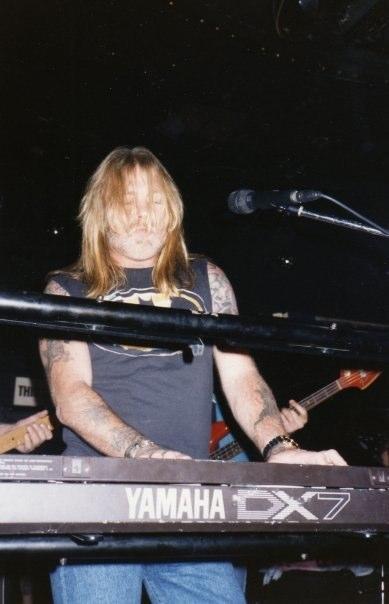Greg Allman/RockGirl opening night