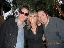 Kenny Aaronson & Louie Appel 5/09