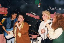 Phoebe Snow, Frank Carillo at R n'R
