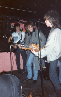 Elliot Easton & Ricky Byrd