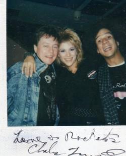 Rick Derringer & Charlie Torres