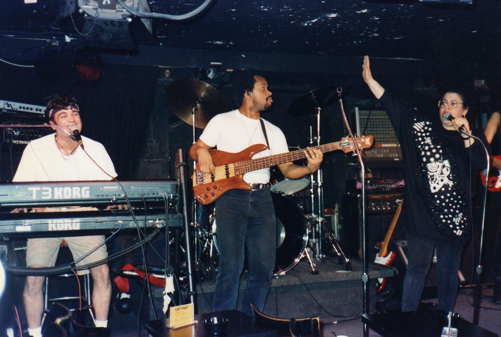 Benny Harrison, Kevin Jenkins, Phoeb