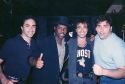 Mark /Doug Mazarin Nile Rogers & Lou
