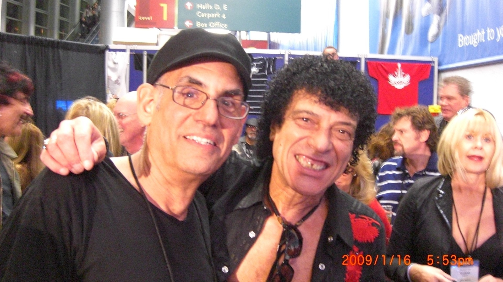 Liberty DiVito & Mungo Jerry