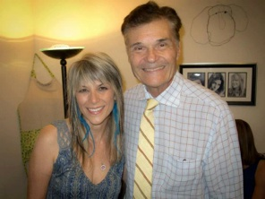 W/Fred Willard Women Who Write 9/12