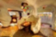 Loże, baranie skóry, witraże, restauracja, Nowy Targ, po kuchennych rewolucjach, Dania Magdy Gessler