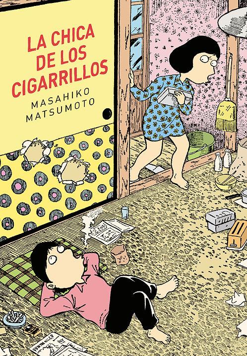 La chica de los cigarillos / Masahiko Matsumoto