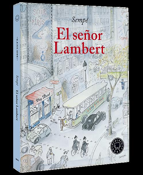 El señor Lambert / Jean-Jacques Sempé